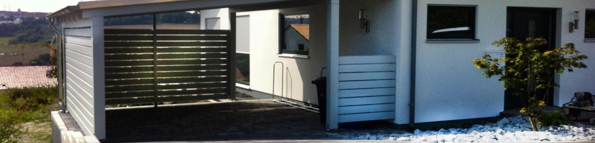 moebelundmehr carport. Black Bedroom Furniture Sets. Home Design Ideas